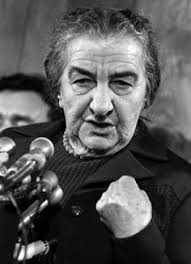 「1969,  Golda Meir became prime minister of israel」の画像検索結果