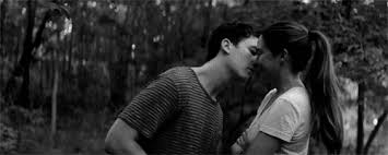 Image result for young couple kissing image