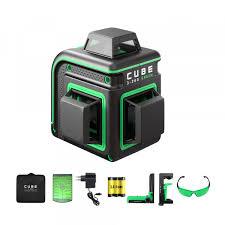 <b>Нивелир</b> лазерный <b>ADA CUBE 3-360</b> GREEN HOME EDITION ...