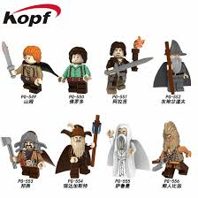 <b>Single Sale</b> Lord of the Rings Rohan Archer Boromir The Battle of ...