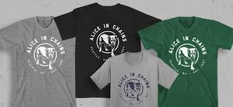 <b>Alice In Chains</b> - Official Store