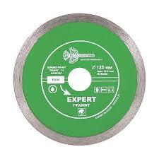 <b>Диск алмазный</b> отрезной 125*22,23 <b>Сплошной</b> Эксперт Гранит ...