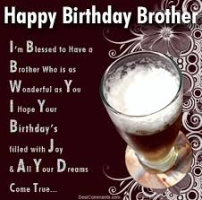 happy birthday quotes for brother #52537, Quotes | Colorful Pictures via Relatably.com