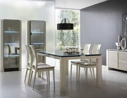 modern contemporary dining room table black white modern kitchen tables