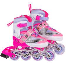 <b>Ролики Lol</b> Т14974 S, цвет: розовый, размер: S, артикул: Т14974 ...