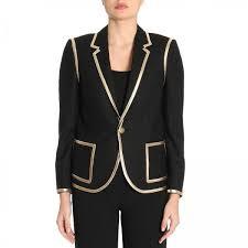 Блейзер Женское <b>SAINT LAURENT</b> Черный | <b>пиджак</b> женское ...