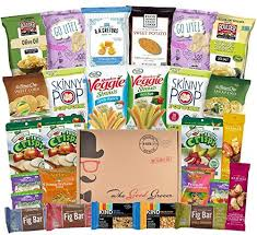 non gmo and natural healthy snacks care package 27 count amazoncom stills office