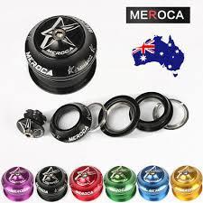 <b>MEROCA MTB Bicycle Bike Headset</b> 44mm 28.6mm Sealed ...