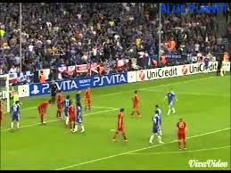 Drogba goal vs bayern - YouTube