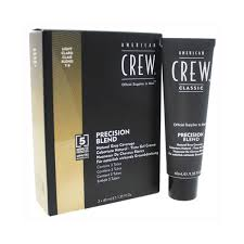 <b>American Crew Precision</b> Blend Grey Coverage Light | The Hair And ...