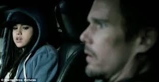 Gun-toting Selena Gomez tries to steal car as she continues bad girl streak ... - article-2336944-1A2CD42F000005DC-951_634x331