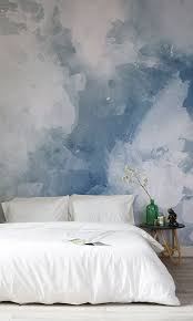 screen background image handy living: fall in love with this watercolor wallpaper design beautiful swashes of inky blues come together