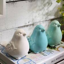 Птицы и скворечники белый декор <b>статуэтки</b> | eBay