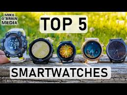 TOP 5: Best <b>Smartwatch 2020</b> - YouTube