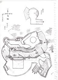 The Architectural Apprenticeship   Archetype  Analysis and    Conceptual floor plan for house