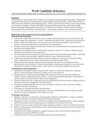 high school science teacher resume resume examples  high school science teacher resume