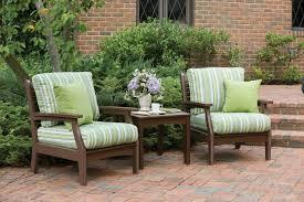green patio cushions