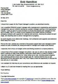 cover letter for project coordinator cover letter example it    project manager cover letter examples process manager