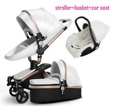 Luxury <b>baby</b> stroller 3 in 1 <b>Aulon</b> with Car seat - New Model -No VAT ...