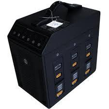 <b>Зарядная станция</b> для <b>DJI</b> Agras 1S/1P 6 подключений | DroneUA