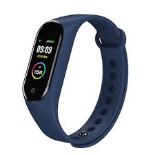 <b>Bakeey M4V</b> Custom Dials Full Touch Screen Heart Rate Monitor ...