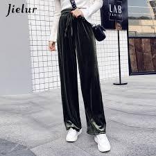 2019 <b>Jielur</b> New Autumn Drawstring Women Pants <b>Korean</b> Winter ...