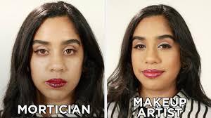 artist makeup