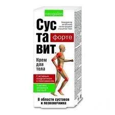 Крем <b>Суставит Форте крем для тела</b> 125мл — купить в интернет ...