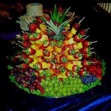 Резултат с изображение за декорация на плодове
