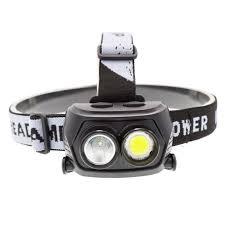 2 Style Mini <b>portable</b> COB <b>LED Headlamp</b> 3 Mode <b>Outdoor camping</b> ...