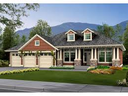 Twingate Craftsman Home Plan D    House Plans and More