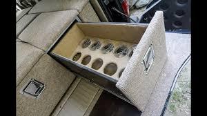 🥃 Изготовление и установка автомобильного спальника для ...
