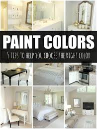 choose paint colors how to choose a paint color  tips to help you choose the right color