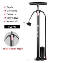 Pumps <b>Multi functional Portable</b> Bike Air Pump <b>Tyre Tire</b> Bicycle ...