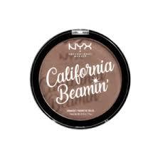 Бронзирующая пудра <b>NYX Professional Makeup California</b> - отзыв