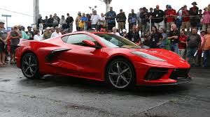 2020 Corvettes at Carlisle 2019 Bring <b>Strong</b> Reactions from 60K ...