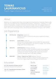 best resumes creative sample resume service best resumes creative 17 awesome examples of creative cvs resumes guru 40 resume template designs creatives