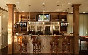 image of bar ideas for basement basement bar lighting ideas