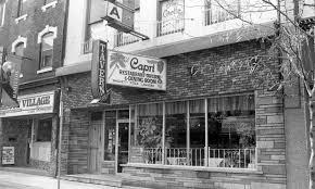 flashback restaurant memories capri