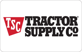 Tractor Supply Company $25 Gift Card | Gift Card Gallery