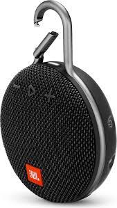 Портативная акустика <b>JBL Clip</b> 3, black — купить в интернет ...