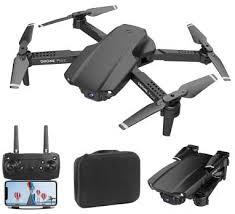 E99 Pro 2 Mini Folding Drone with 4k 50x Zoom HD ... - Amazon.com