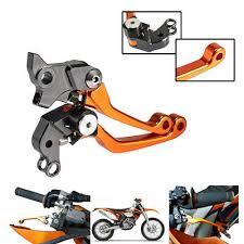 Dirt Bike <b>CNC Pivot</b> Brake Clutch <b>Levers For</b> KTM 65SX 65XC 04-11 ...