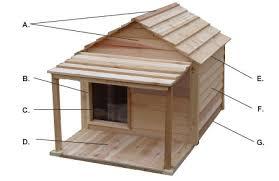 DIY Dog House Plans Wood Dog House Plans  custom built house plans    DIY Dog House Plans Wood Dog House Plans