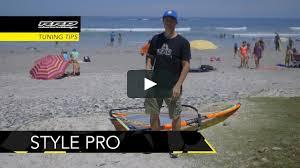 RRD <b>2016</b> Sails - <b>StylePro</b> Tuning Tips on Vimeo