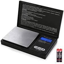 Fuzion <b>Digital Pocket Scale 1000g</b>/0.1g, Small Digital Scales Grams ...