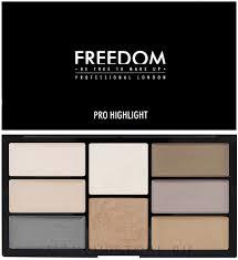 Freedom Makeup London Pro <b>Highlight Palette</b> - <b>Палетка</b> ...