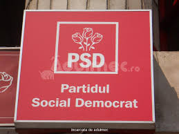 Image result for Partidul Social Democrat logo