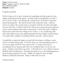 recommendation thank you letter cover letter database recommendation thank you letter