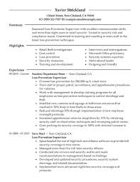 resume loss mitigation resume template loss mitigation resume full size
